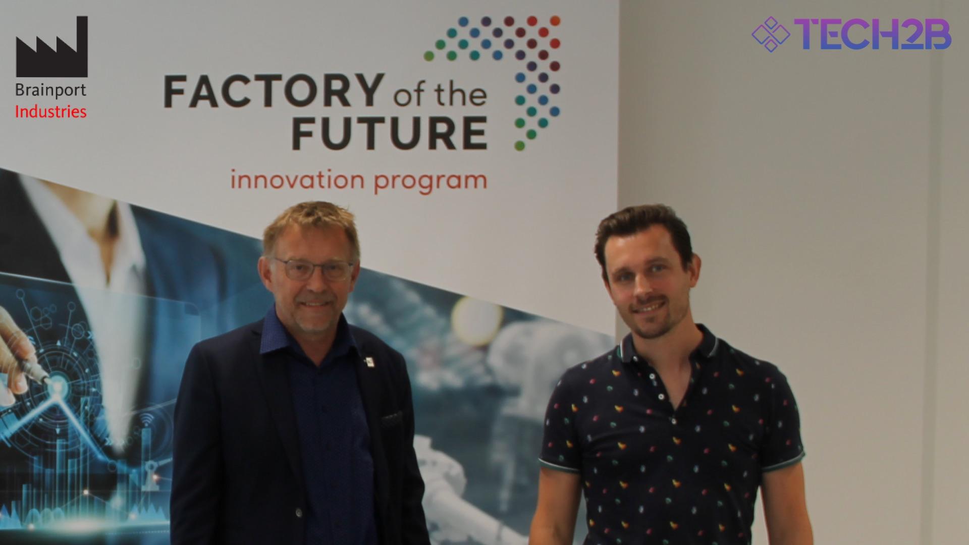 John Blankendaal - Sjors Hooijen - Brainport Industries - Tech2B